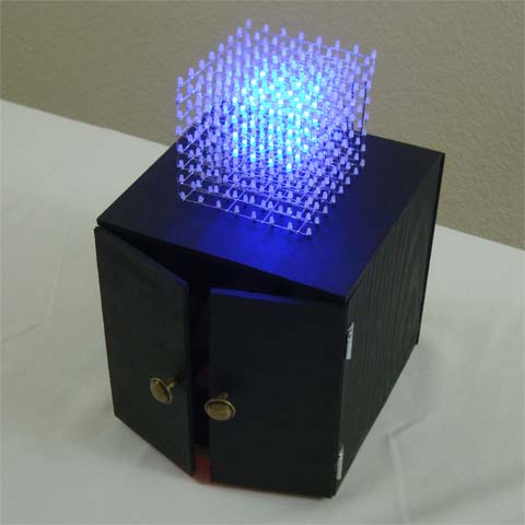 8x8x8 Led Cube Kit Instructions Pyroelectro News Projects