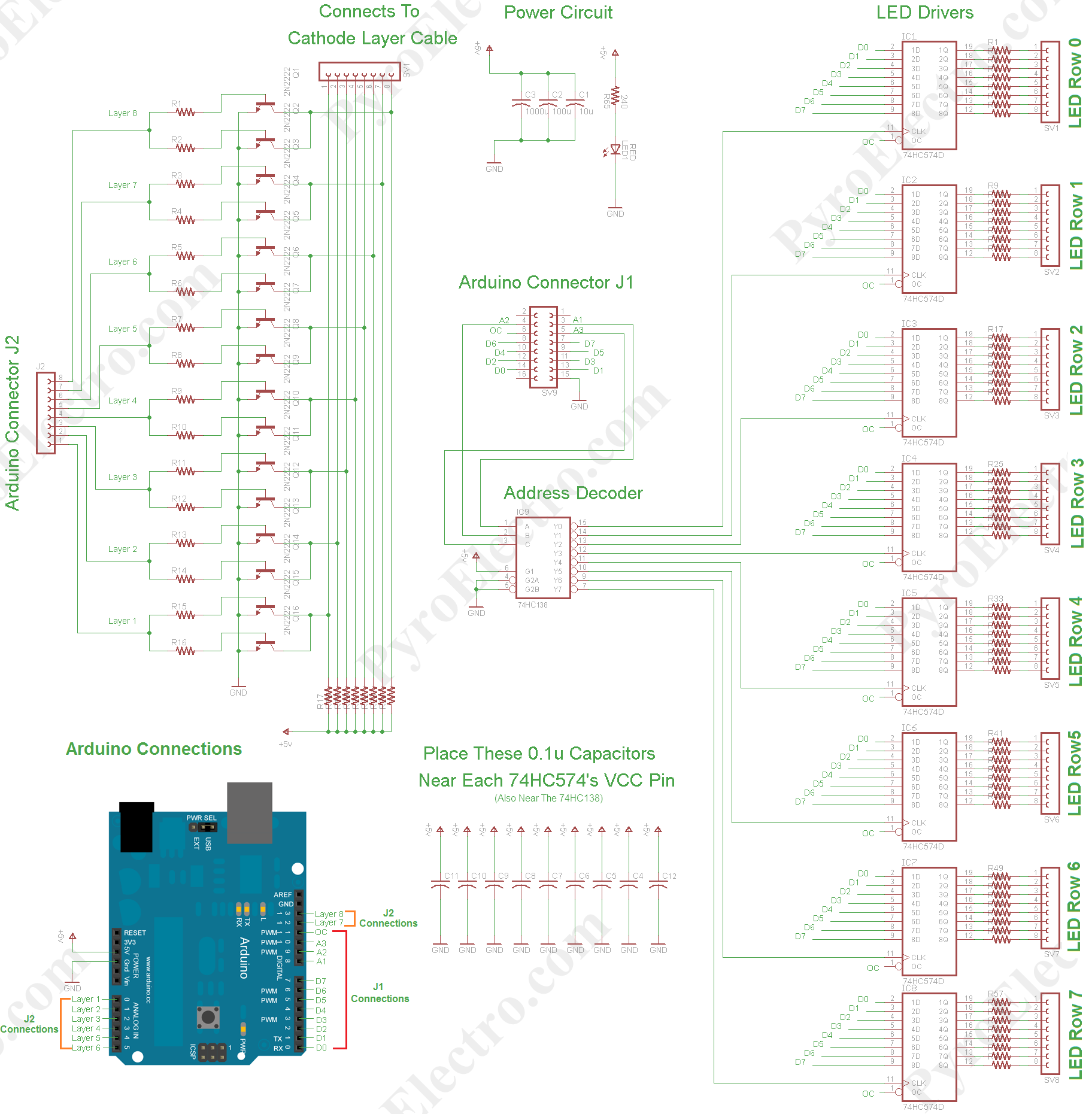 Arduino smart set