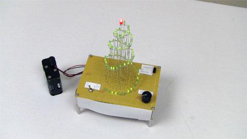 Christmas Tree O Digital Logic.