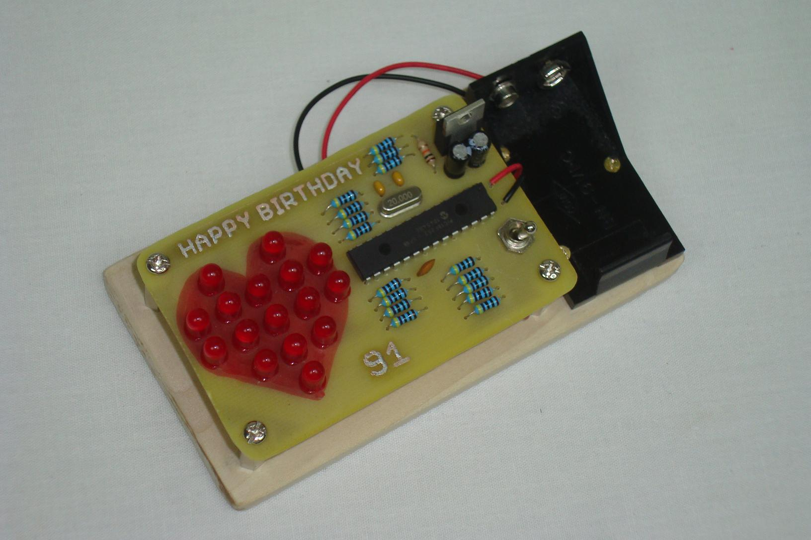 Led Heart Pwm Fading Introduction Pyroelectro News Projects Electronics Forum Circuits And Microcontrollers