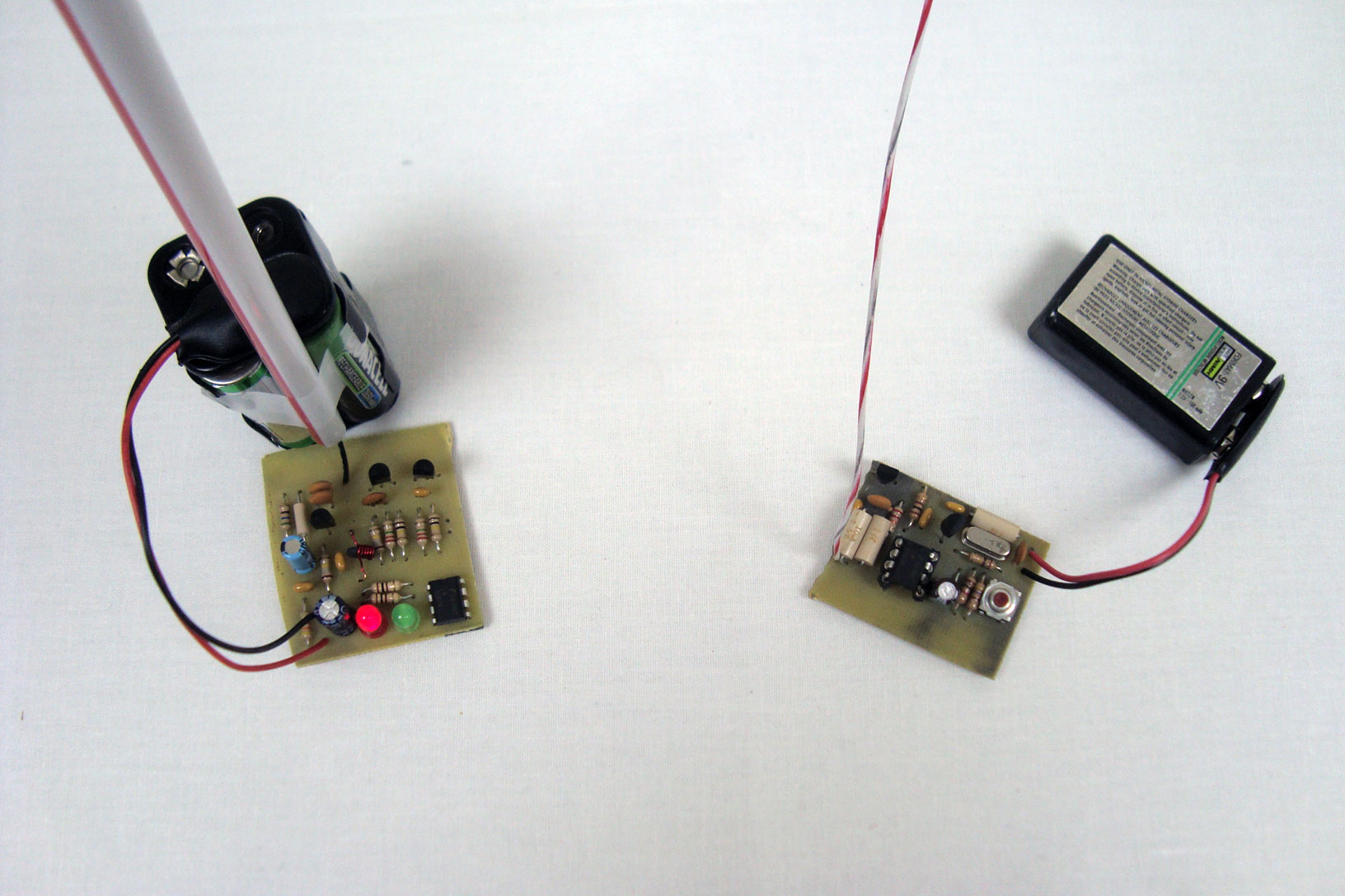 555astablefrequencymeter Measuringandtestcircuit Circuit