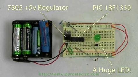 fading leds via pwm conclusion pyroelectro news, projects