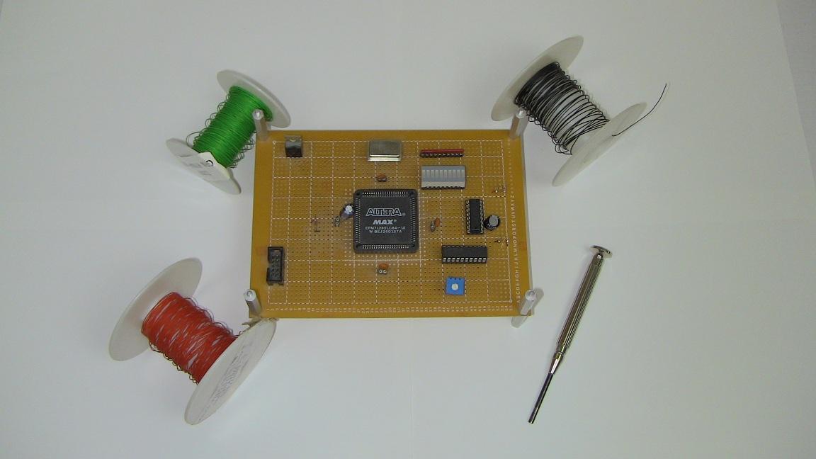 Fpga Motor Control Tutorial
