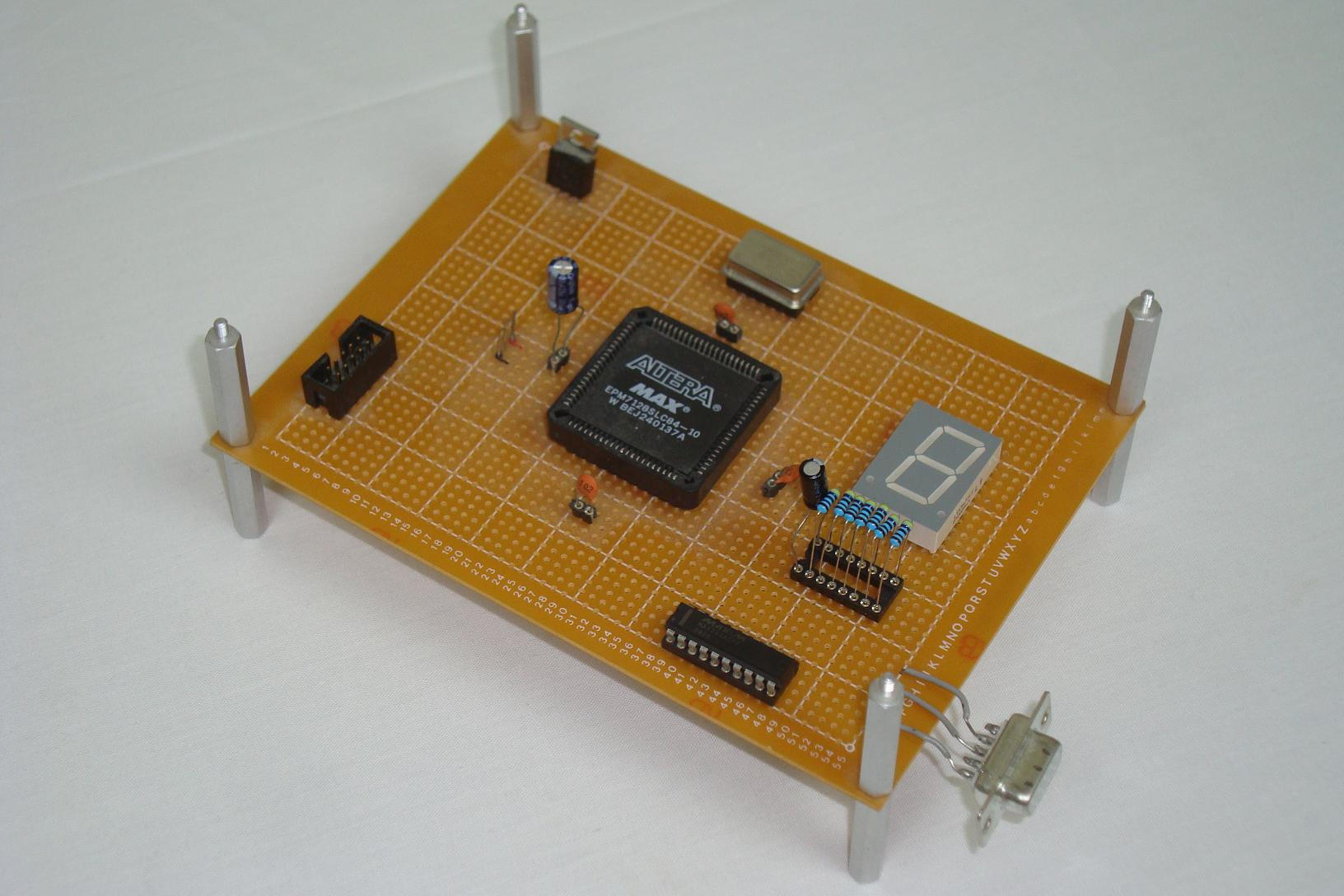 FPGA RS232 Serial Interface - Conclusion   PyroElectro