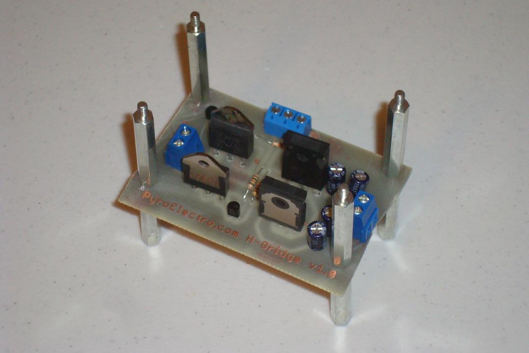 10a h bridge motor controller electronics for Dc motor h bridge