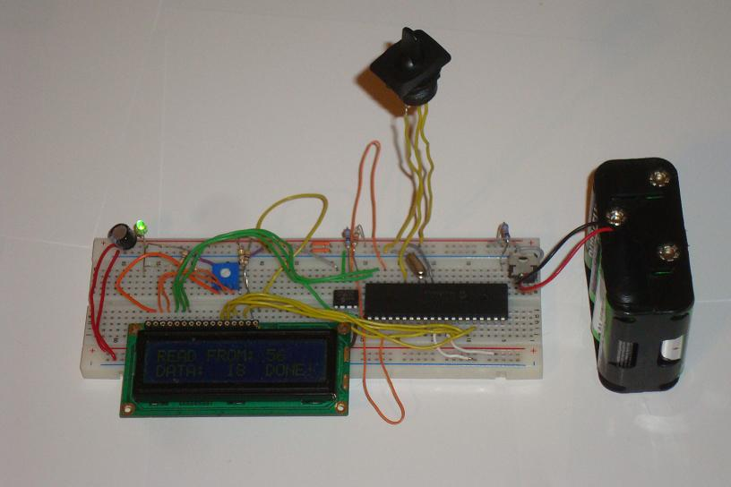 I2C PIC Interfacing Tutorial - Introduction   PyroElectro
