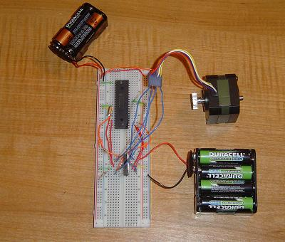 L298 Stepper Motor Control Conclusion Pyroelectro