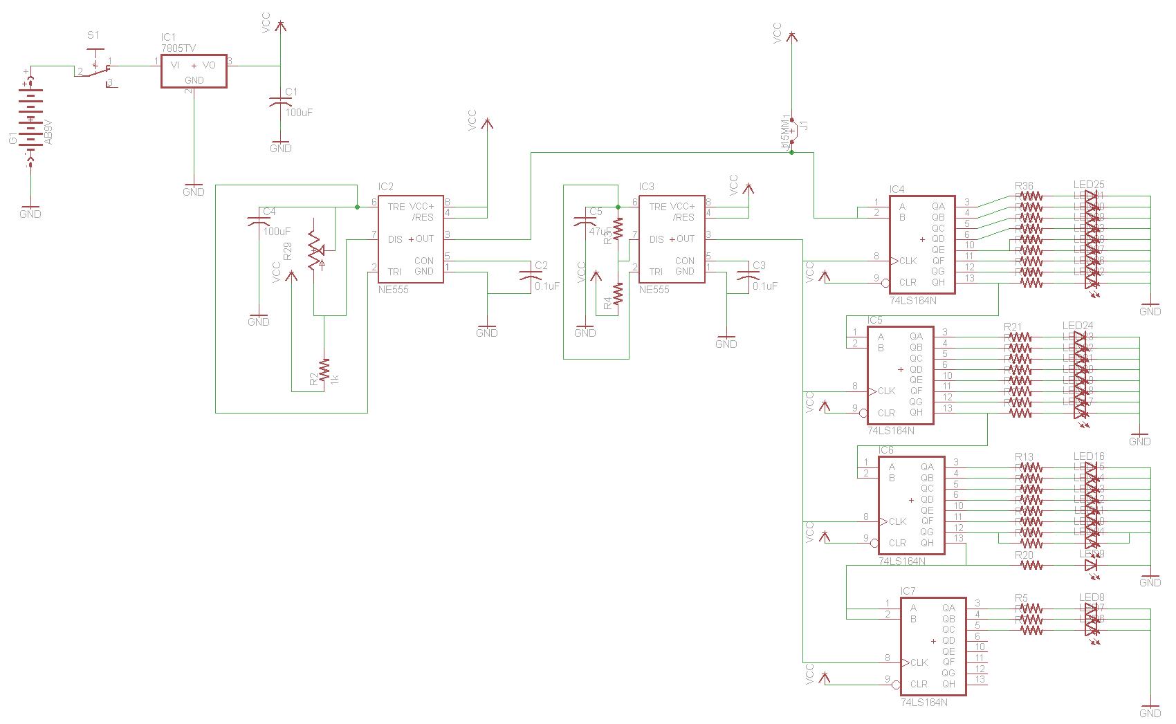 PCB Design: DIY 2 Layer Boards - Schematic | PyroElectro - News ...