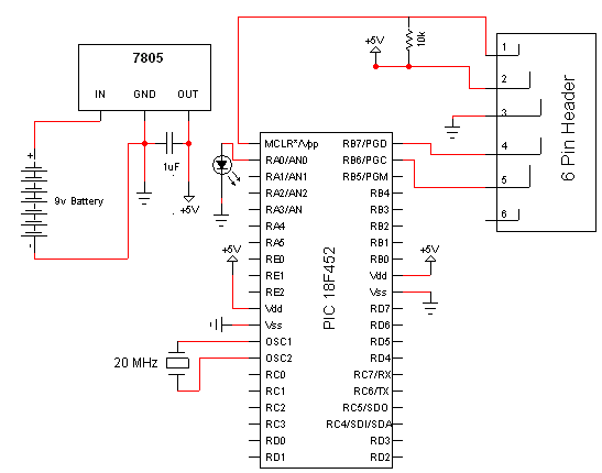 pickit3 programming with mplabx schematic pyroelectro news rh pyroelectro com pickit 3 schematic diagram PICkit 3 Interface