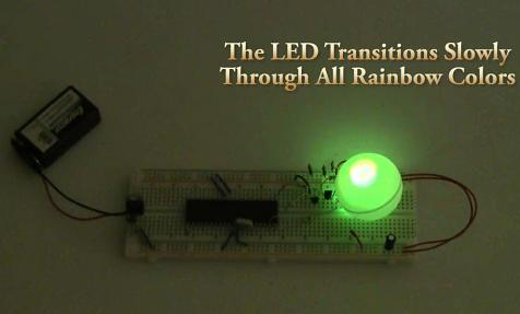 rgb led controller introduction pyroelectro news, projectsrgb led controller