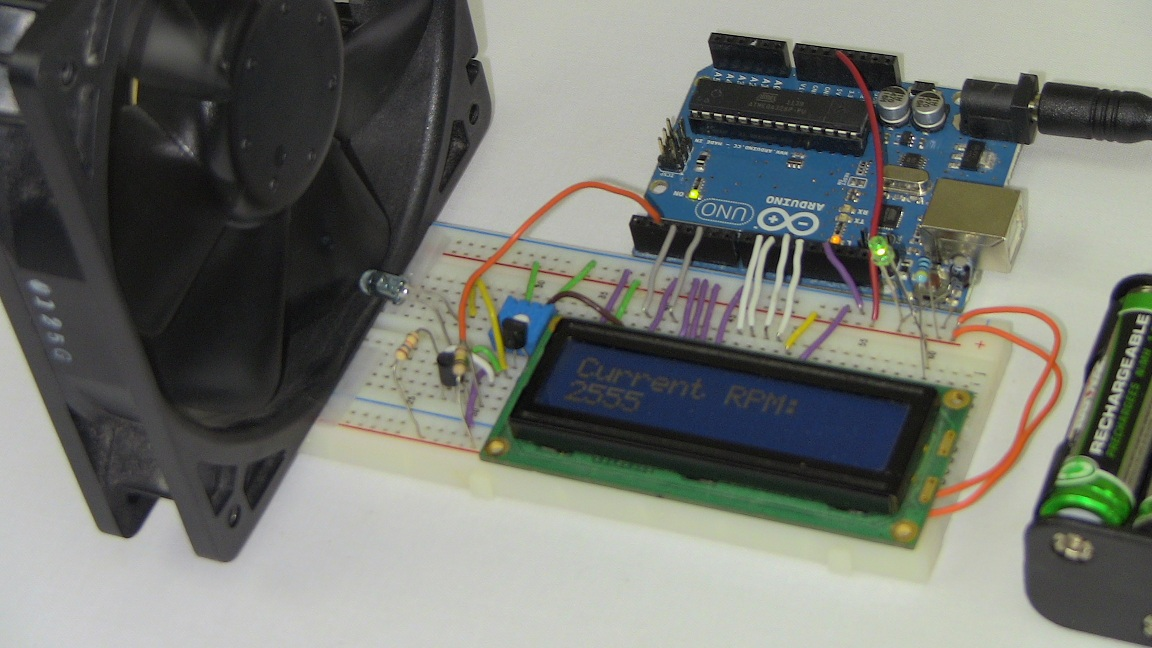 Control devices on arduino