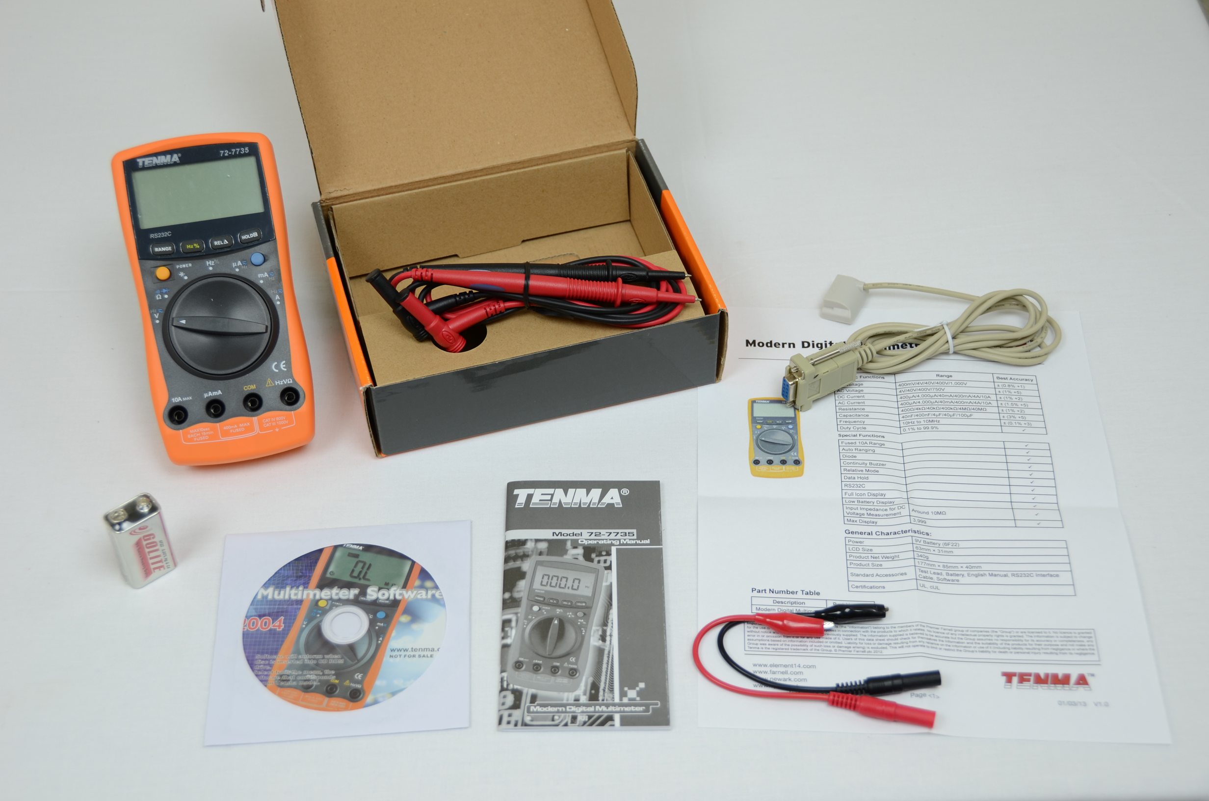 Tenma 72 7735 Unpacking Pyroelectro News Projects Tutorials Simple Touch Screen Interface Schematic In Case Youre Not Familiar With Some Of These Parts Ill Go Ahead And Describe Them Quickly Dmm Is Short For Digital Multimeter Which What This